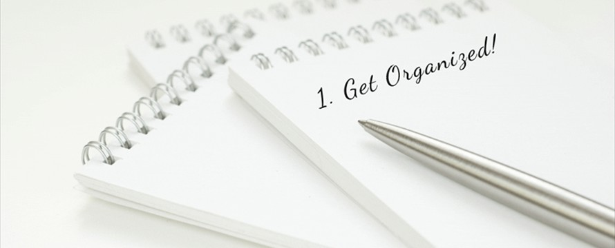 Organize your life...