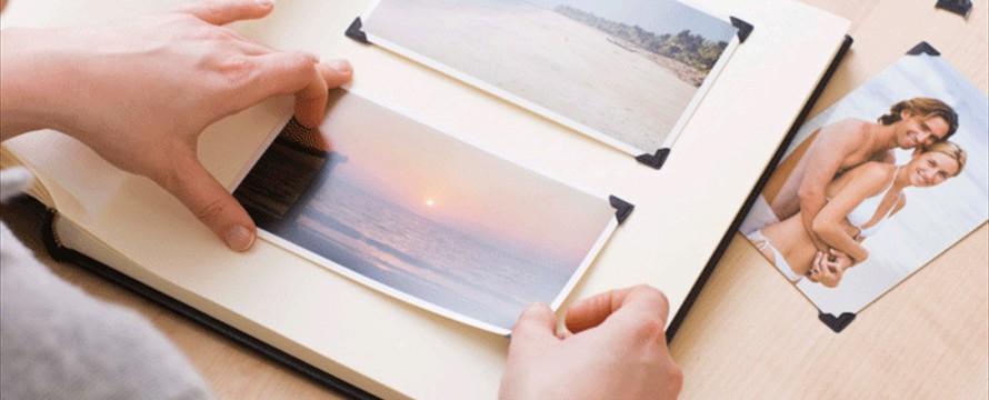Organize keepsakes, photos & memorabilia...