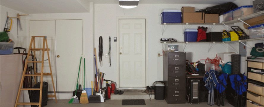Garages & storage units ...