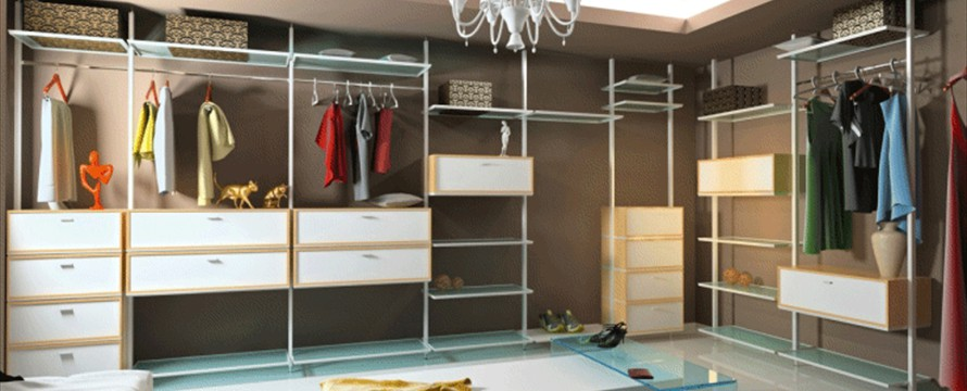 Closet & pantry systems ...